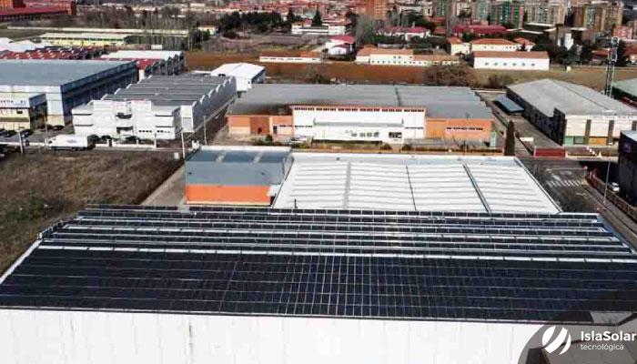 Autoconsumo Industrial Salamanca