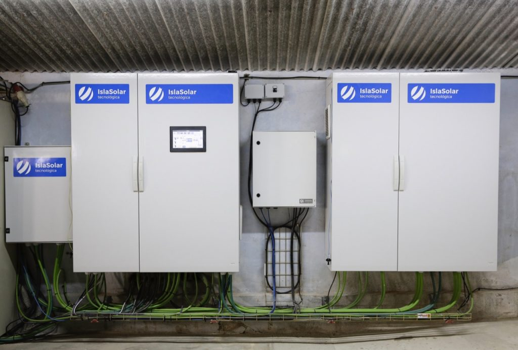 Sistema Inteligente de Riego Presión Constante Máquina 1