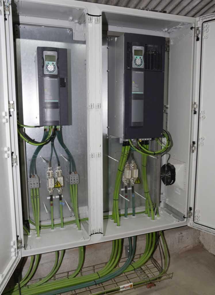 Sistema Inteligente de Riego Presión Constante Máquina 2
