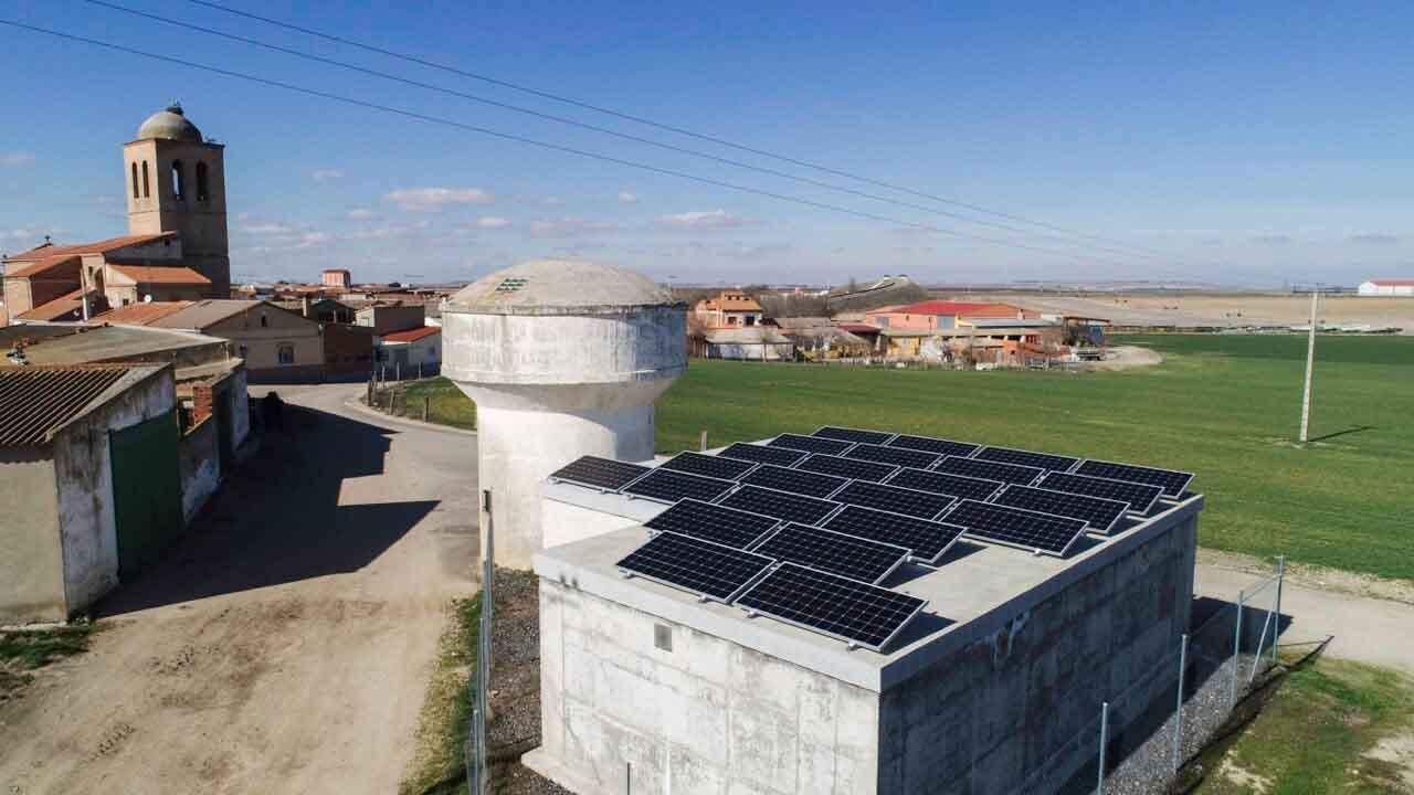 Energía solar de Autoconsumo Servicios municipales