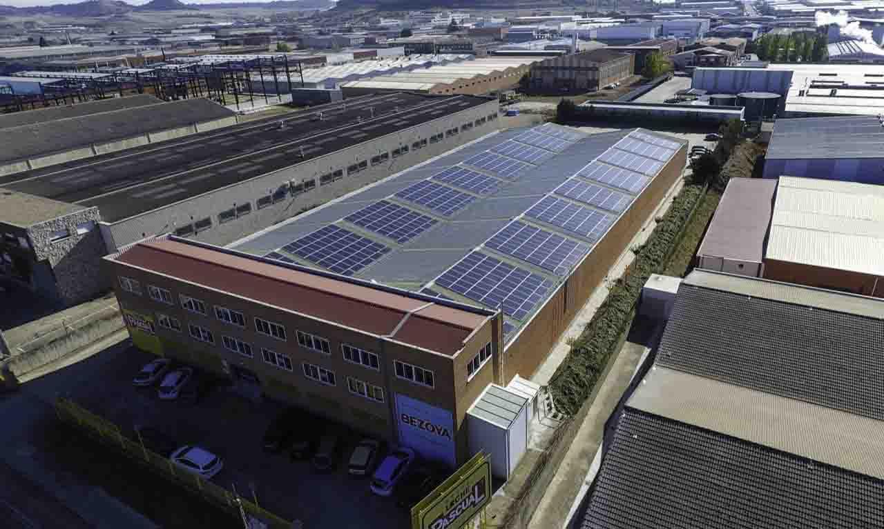 Energía solar de Autoconsumo Industrial