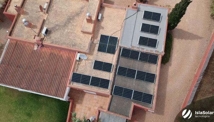 Autoconsumo Solar Ibiza