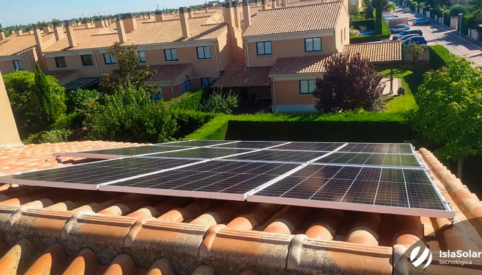 Autoconsumo Solar Valladolid de 3,6kWp