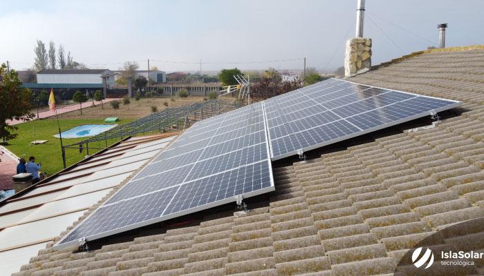 Placas Solares San Fernando