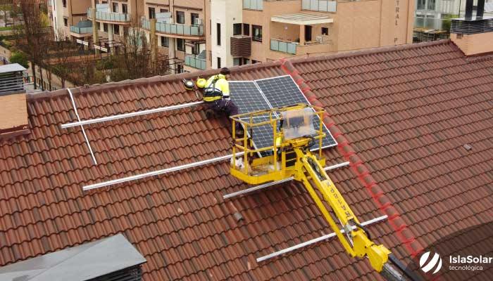Autoconsumo Residencial Valladolid 3,68 kWp