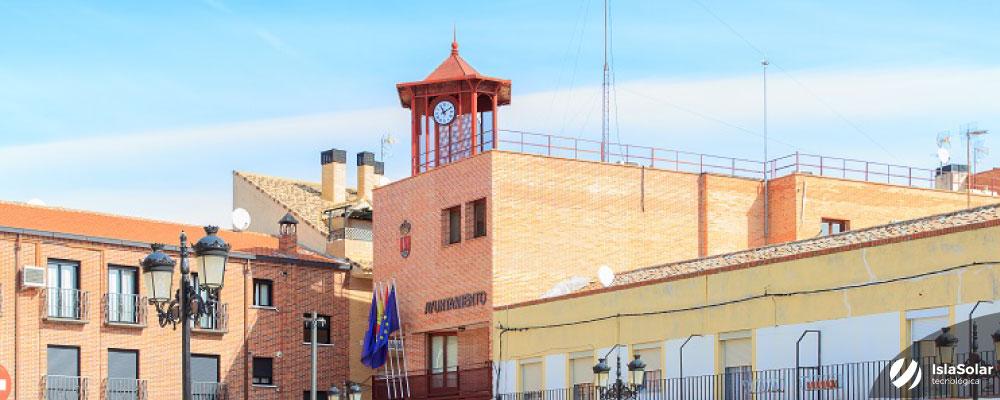 Placas Solares Humanes de Madrid