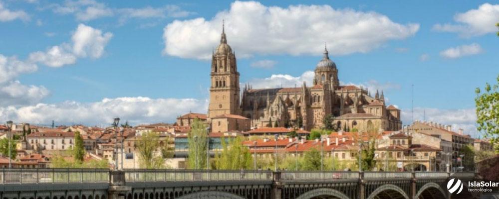 Placas Solares Salamanca