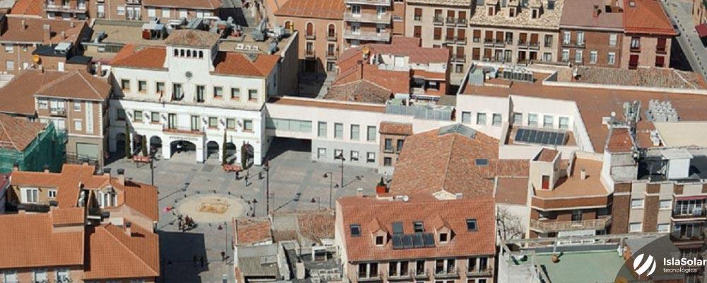 Placas Solares San Sebastián de los Reyes