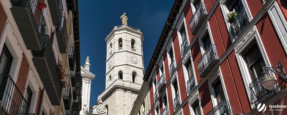 Placas Solares Valladolid