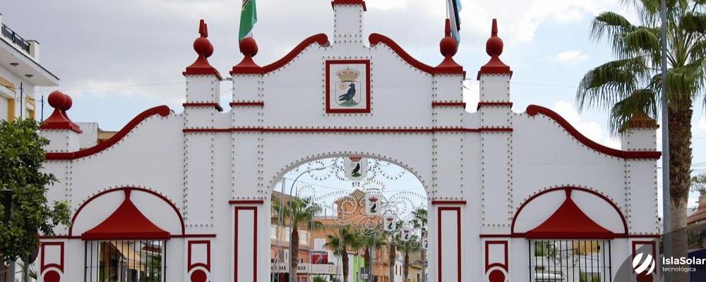 Fotovoltaica El Cuervo de Sevilla