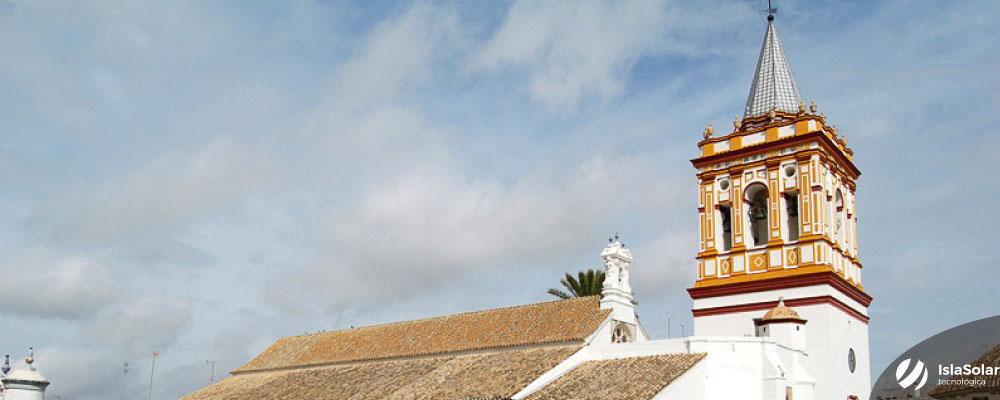 Fotovoltaica Sanlúcar la Mayor