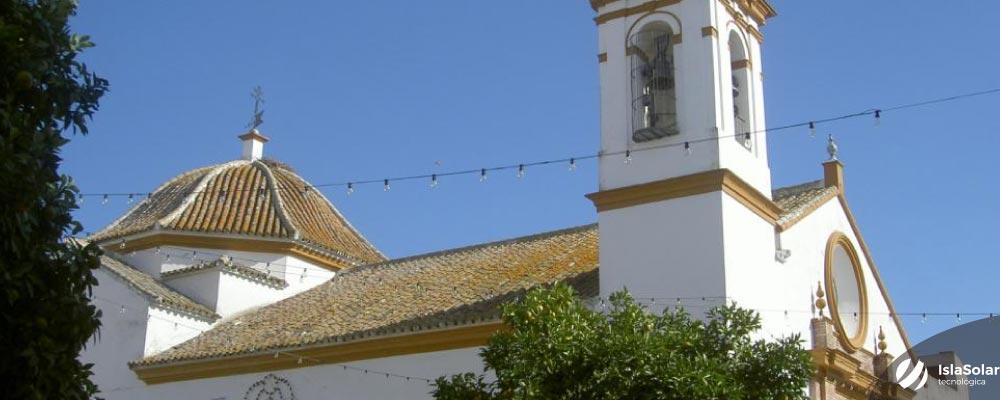 Placas Solares Villaverde del Río