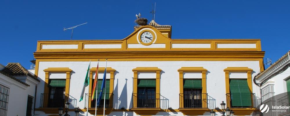 Fotovoltaica La Puebla de Cazalla