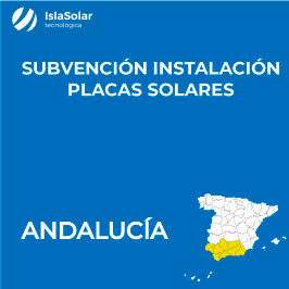 Subvenciones Solar Andalucía 2021