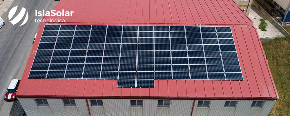 Autoconsumo Industrial Placas Solares en Empresas