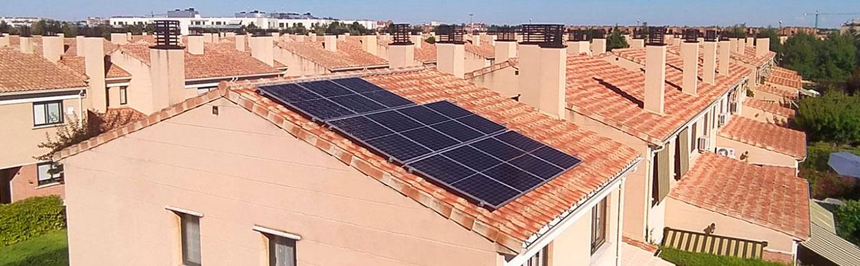Subvenciones de autoconsumo residencial España