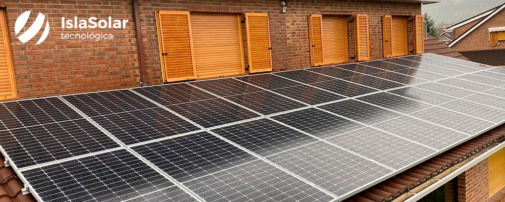 Ayudas para instalar placas solares en casas unifamiliares