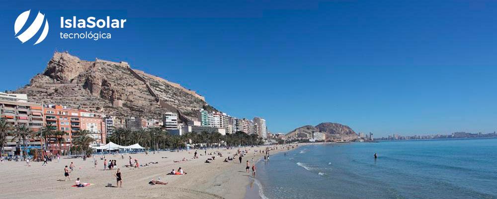 Poner Placas Solares en Alicante