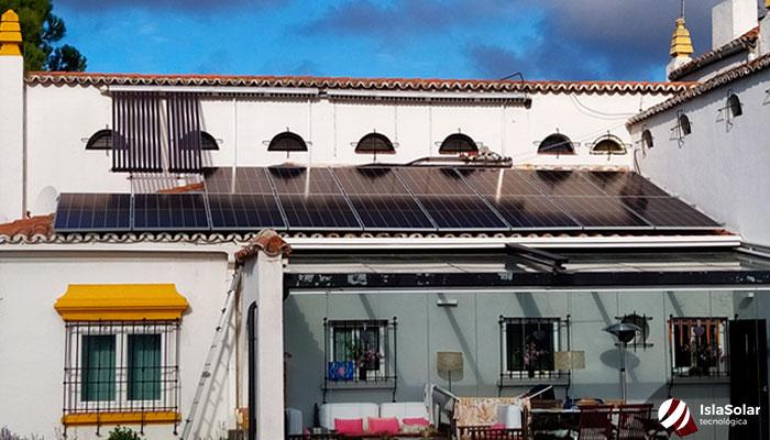 Inversor Huawei Autoconsumo Fotovoltaico Pozuelo de Alarcón