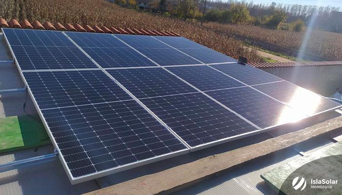 Autoconsumo fotovoltaico Residencial Zamora