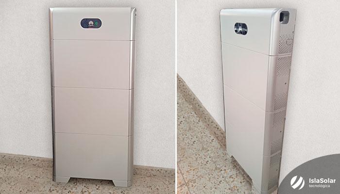 Batería Solar Huawei Luna Instalación Fotovoltaica Alcorcón Madrid