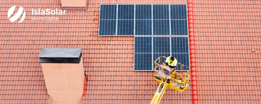 Instalar paneles solares para ahorrar en luz