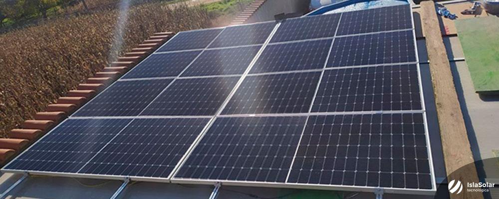 Autoconsumo fotovoltaico residencial en Zamora 3 KWp