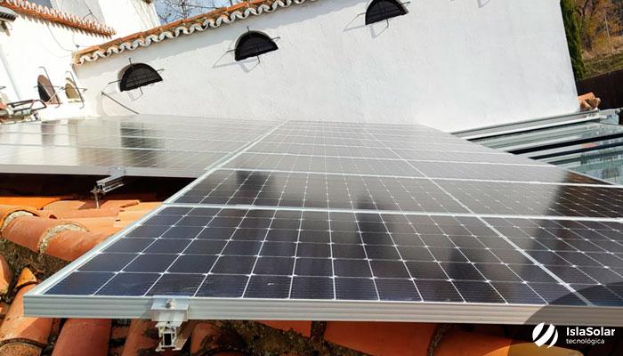 Instalación Paneles Solares con Baterías en Pozuelo de Alarcón Madrid