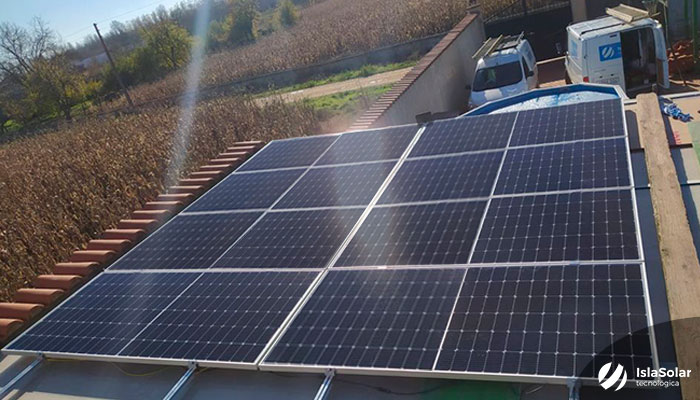 Instalación Placas Solares Zamora Benavente