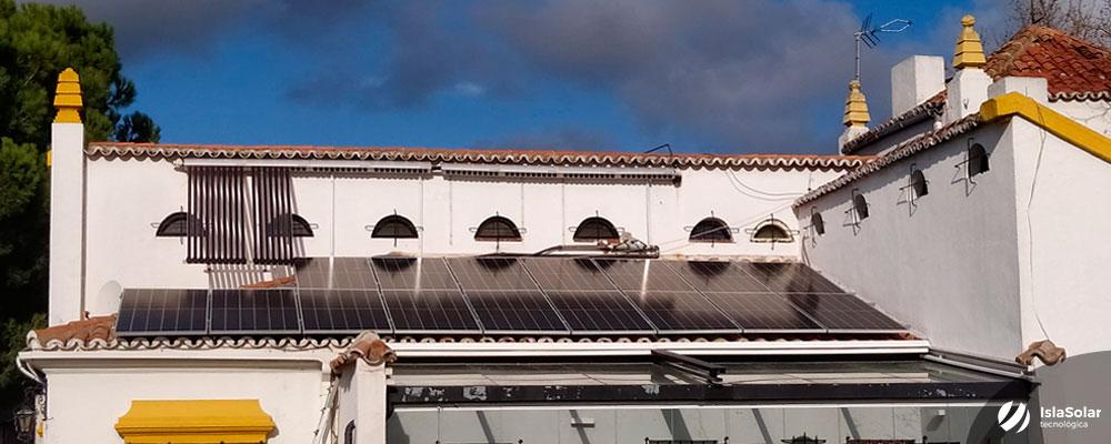 Placas Solares con Baterías en Pozuelo de Alarcón Madrid