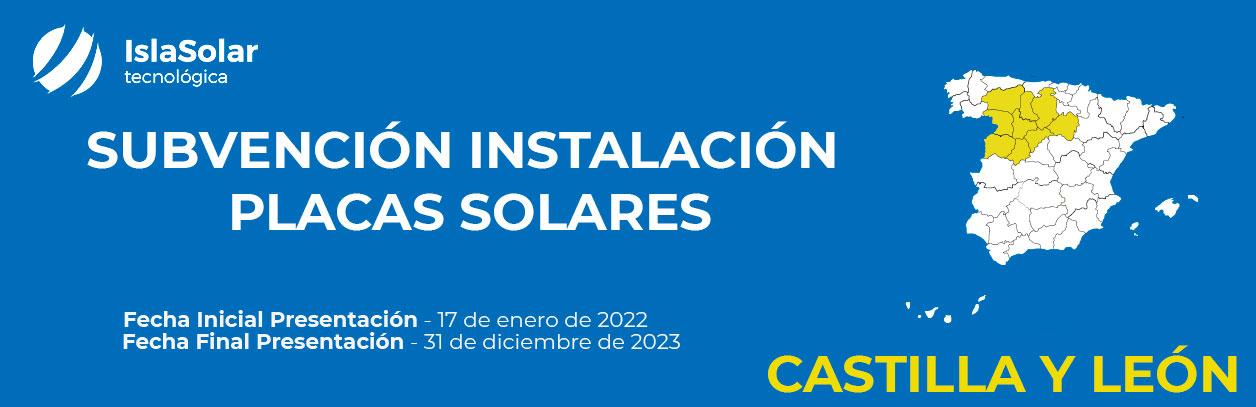 Subvenciones autoconsumo Castilla y León 2021