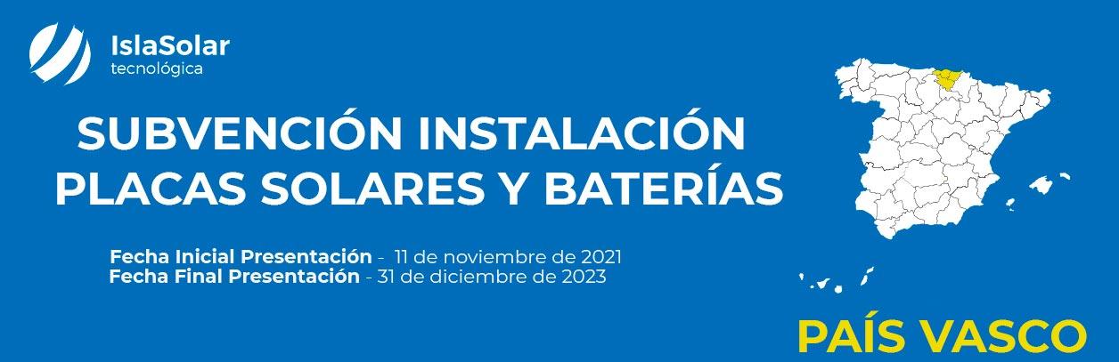 Ayudas al Autoconsumo Solar en Euskadi Placas solares Viviendas