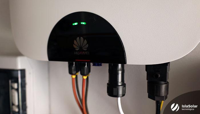 Inversor Solar Huawei Autoconsumo Boadilla del Monte