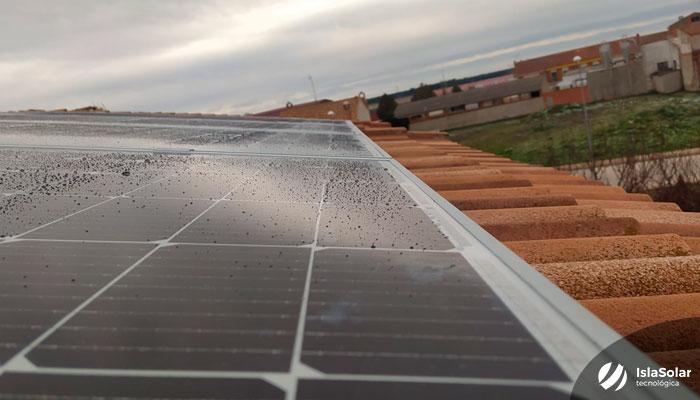 Paneles Solares en Casa de Íscar Valladolid