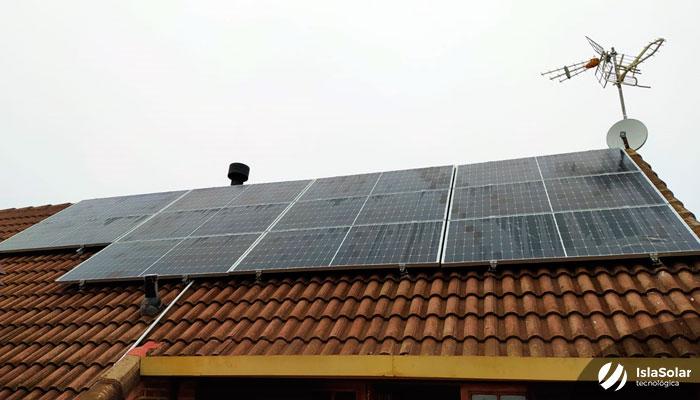Placas Solares Autoconsumo Vivienda en Boadilla del Monte Madrid